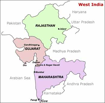 West India State Branches of Indian Red Cross Society