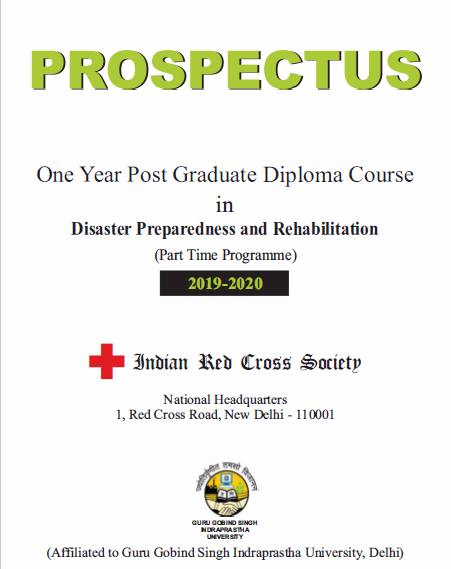 Education and Training Program | Indian Red Cross Society